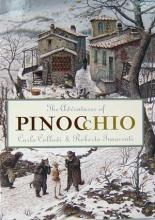 Cover for The Adventures of Pinocchio by Carlo Collodi