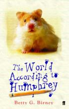 Cover for The World According to Humphrey by Betty G. Birney