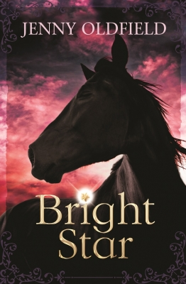 Cover for Bright Star by Jenny Oldfield