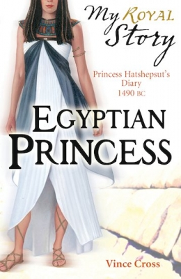 Cover for Egyptian Princess  by Vince Cross