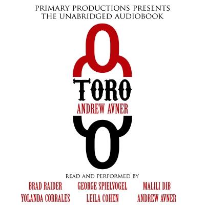 Cover for Toro by Andrew Avner