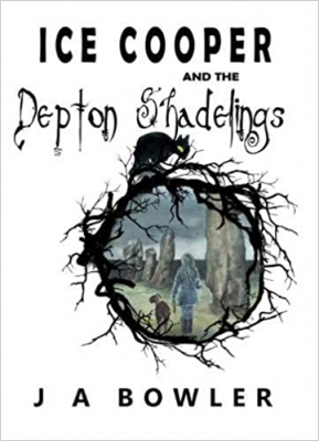Cover for Ice Cooper and the Depton Shadelings by J A Bowler