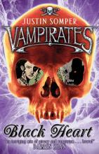 Cover for Vampirates: Black Heart by Justin Somper