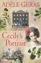 Cover for Historical House: Cecily's Portrait by Adele Geras