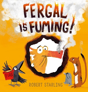 Cover for Fergal is Fuming! by Robert Starling