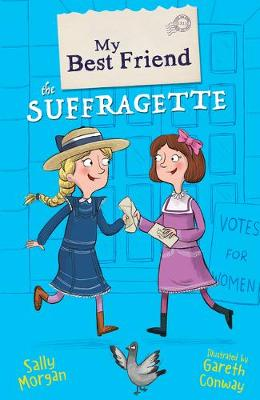 Book Cover for Suffragette by Sally Morgan