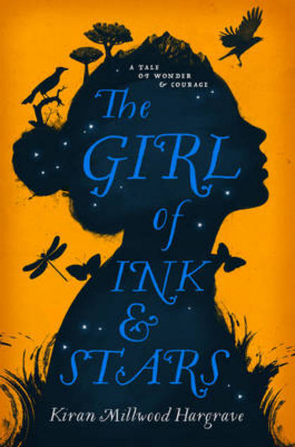 Cover for The Girl of Ink & Stars by Kiran Millwood Hargrave