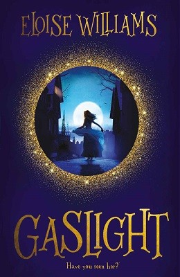 Cover for Gaslight by Eloise Williams
