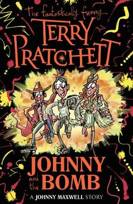 Cover for Johnny and the Bomb by Terry Pratchett