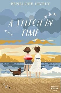 Cover for A Stitch in Time by Penelope Lively
