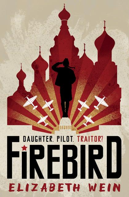 Cover for Firebird by Elizabeth Wein