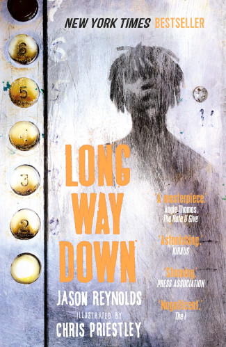 Cover for Long Way Down by Jason Reynolds