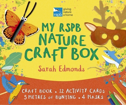 My RSPB Nature Craft Box Make and Play