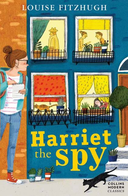 Cover for Harriet The Spy by Louise Fitzhugh