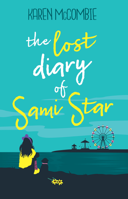 Cover for The Lost Diary of Sami Star by Karen Mccombie