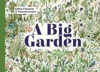 Cover for A Big Garden by Gilles Clement