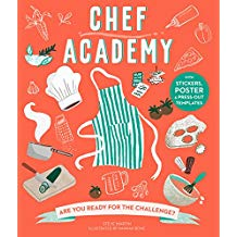 Cover for Chef Academy by Steve Martin