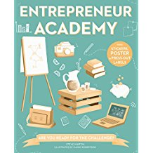 Cover for Entrepreneur Academy by Steve Martin