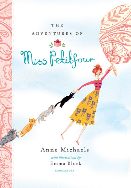 Cover for The Adventures of Miss Petitfour by Anne Michaels