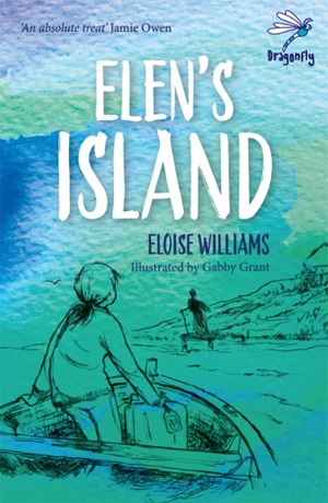 Cover for Elen's Island by Eloise Williams