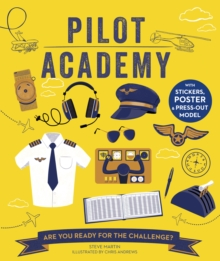 Cover for Pilot Academy by Steve Martin