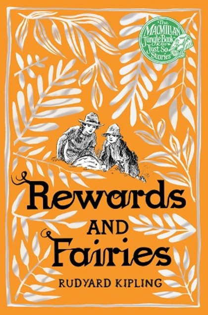Cover for Rewards and Fairies by Rudyard Kipling