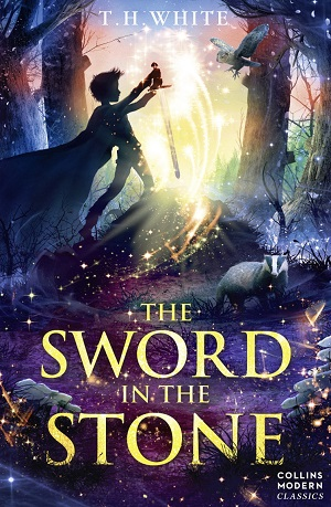 Cover for The Sword In The Stone by T. H. White