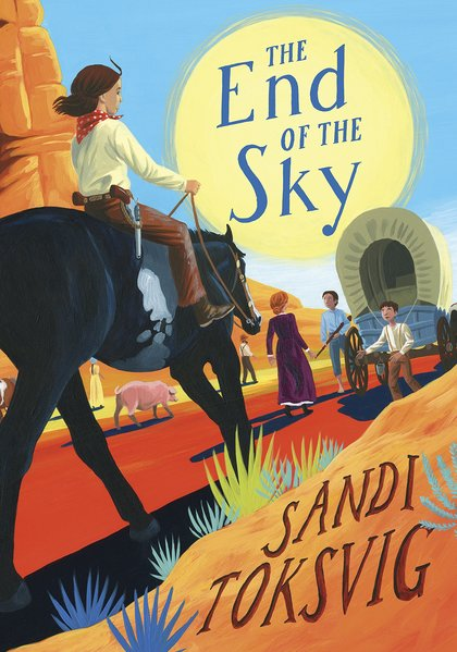 Cover for The End of the Sky by Sandi Toksvig