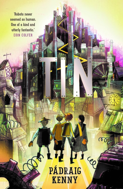Cover for Tin by Padraig Kenny