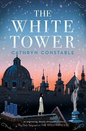 Cover for The White Tower by Cathryn Constable