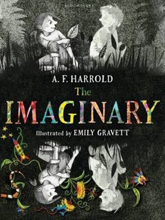 Cover for The Imaginary by A. F. Harrold