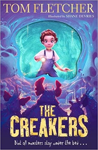 Cover for The Creakers by Tom Fletcher