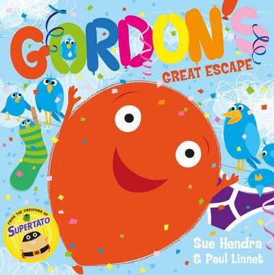 Cover for Gordon's Great Escape by Sue Hendra