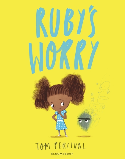 Cover for Ruby's Worry by Tom Percival