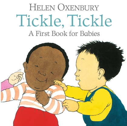 Cover for Tickle, Tickle by Helen Oxenbury