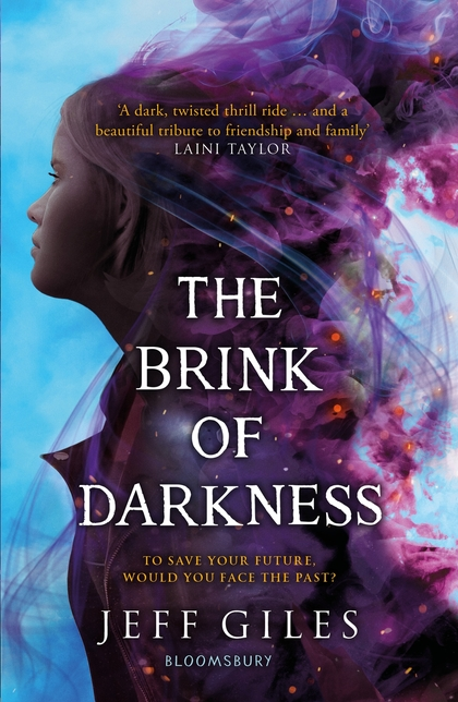 Cover for The Brink of Darkness by Jeff Giles