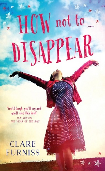 Cover for How Not to Disappear by Clare Furniss