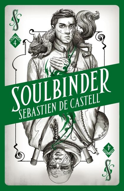 Cover for Spellslinger 4: Soulbinder by Sebastien de Castell