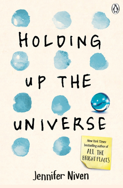 Cover for Holding Up the Universe by Jennifer Niven