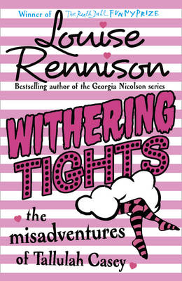 Cover for Withering Tights by Louise Rennison