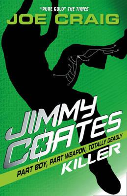 Cover for Jimmy Coates: Killer by Joe Craig
