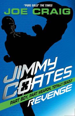 Cover for Jimmy Coates: Revenge by Joe Craig