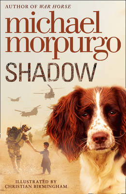 Book Cover for Shadow by Michael Morpurgo
