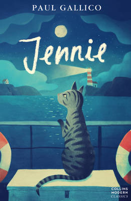 Cover for Jennie by Paul Gallico
