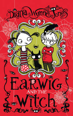 Cover for Earwig and the Witch by Diana Wynne Jones