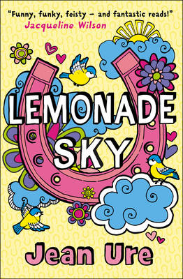 Cover for Lemonade Sky by Jean Ure