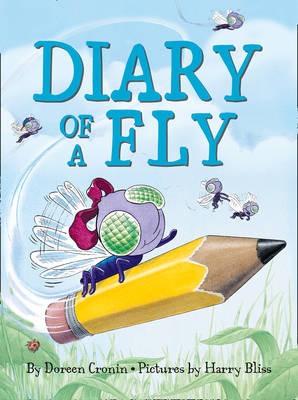 Cover for Diary of a Fly by Doreen Cronin