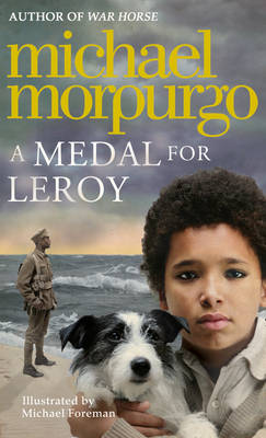 Book Cover for A Medal for Leroy by Michael Morpurgo