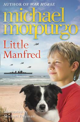 Book Cover for Little Manfred by Michael Morpurgo