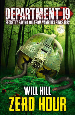 Cover for Zero Hour by Will Hill